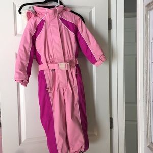 Other - One piece Spyder Ski Suit